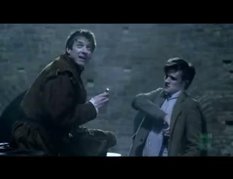 doctor who, flashlight, vampires of venice, Flashlight GIFs
