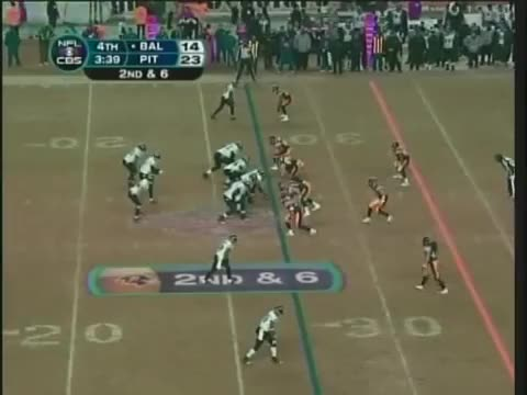 Watch and share Ryan Clark Knocks Himself And Willis McGahee Out Of The Game (reddit) GIFs on Gfycat