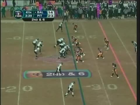 HereComesTheBoom, herecomestheboom, Ryan Clark knocks himself and Willis McGahee out of the game (reddit) GIFs