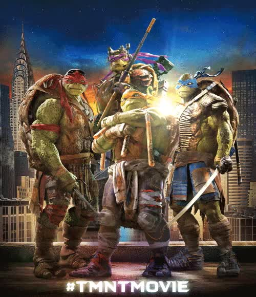Watch and share Tmnt Movie GIFs and Movie Gifs GIFs on Gfycat