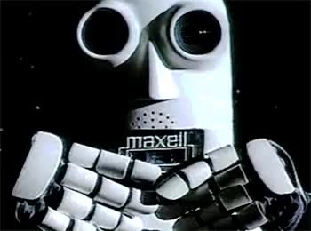 Watch and share 80s Commercials GIFs and Dancing Robots GIFs on Gfycat