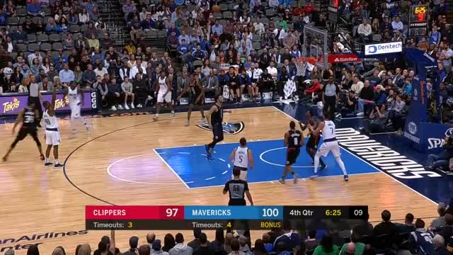 Watch powell--assist GIF by @dirk41 on Gfycat. Discover more Dallas Mavericks, Los Angeles Clippers, basketball GIFs on Gfycat