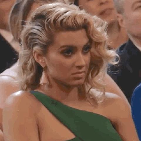 ToriKelly, bitchface, Tori Kelly - Grammy Awards GIFs
