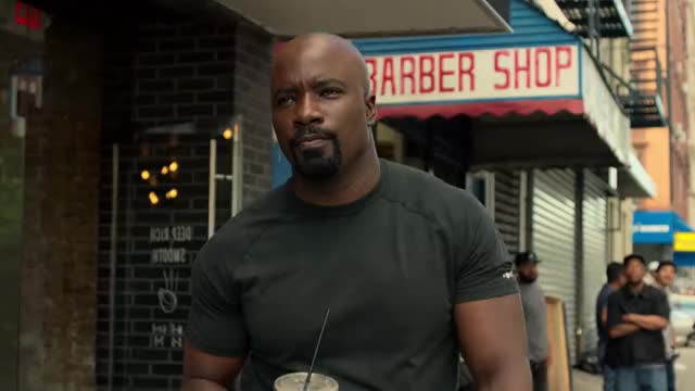 Watch this luke cage GIF on Gfycat. Discover more celebrity, celebs, luke cage, mike colter GIFs on Gfycat