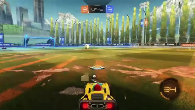 Watch and share Rocket League GIFs and Xboxone GIFs on Gfycat
