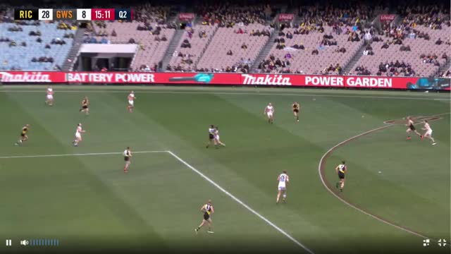 Watch and share Afl GIFs and Gws GIFs by crouchingcody on Gfycat