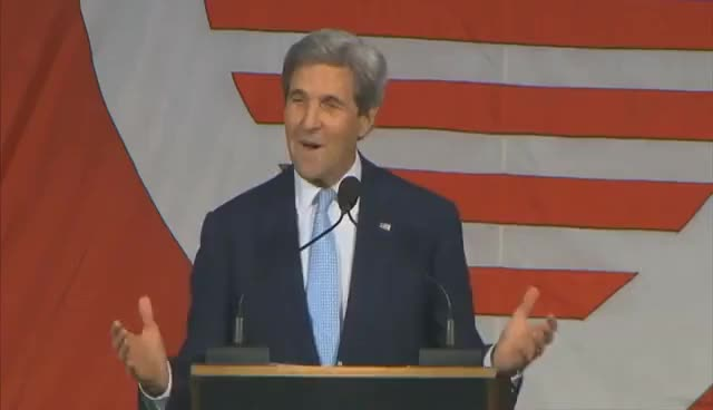 Watch John Kerry Commencement Address at Harvard Kennedy School GIF on Gfycat. Discover more related GIFs on Gfycat