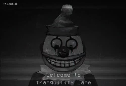 Watch Ahhh!! It's the Pint-Sized Slasher!!! GIF on Gfycat. Discover more 11pm, clown, fallout, fallout 3, p4ladin, pint-sized slasher, tranquility lane GIFs on Gfycat