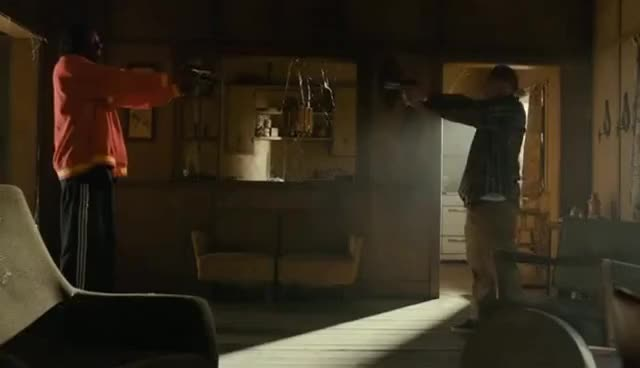 Scary Movie 5 Snoop Dogg Vs Mac Miller Gif Gfycat