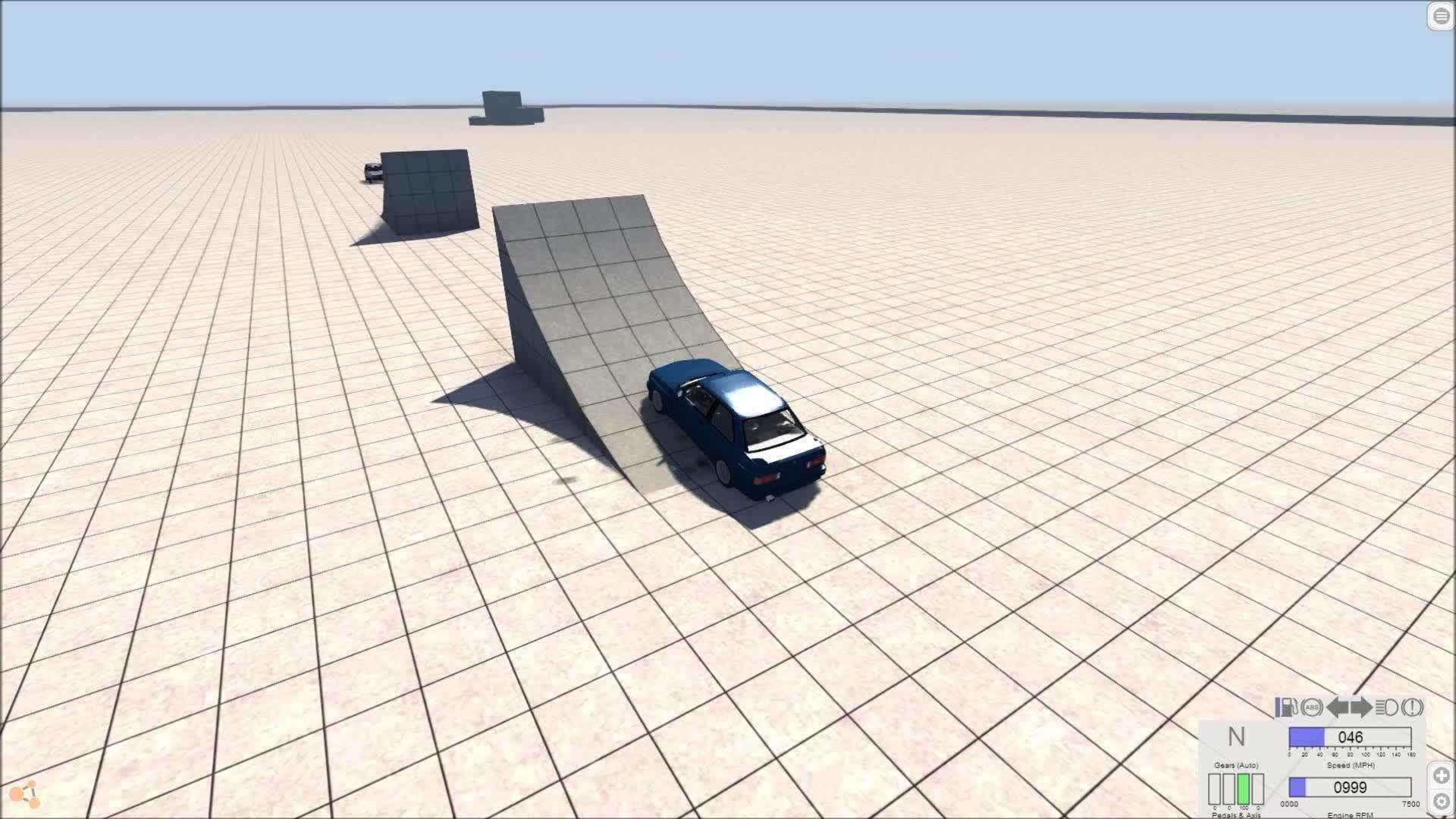 60fpsgaminggifs, beamng, pcmasterrace, [BeamNG.Drive] VW Golf vs BMW GIFs