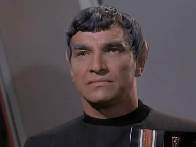 Watch and share Leonard Nimoy GIFs and Sarek GIFs by Rocco Supreme on Gfycat