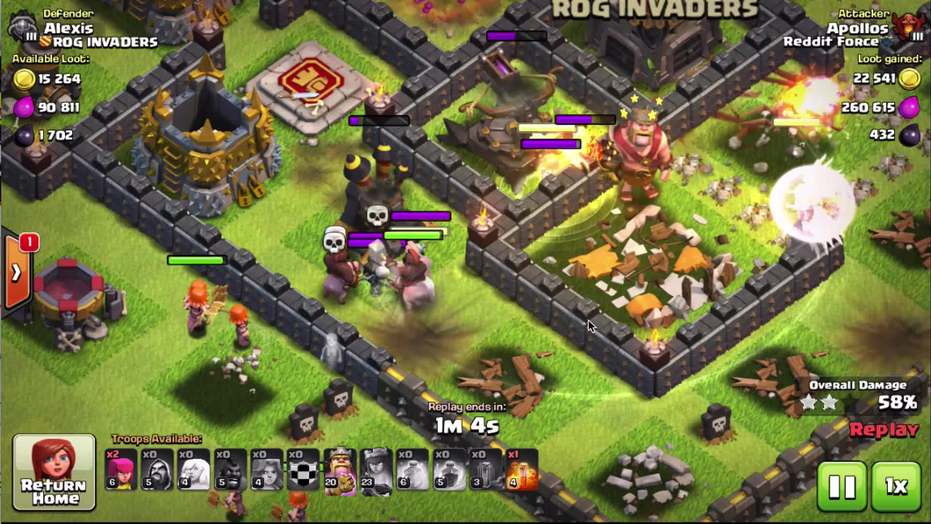 clashofclans, No one left behind GIFs