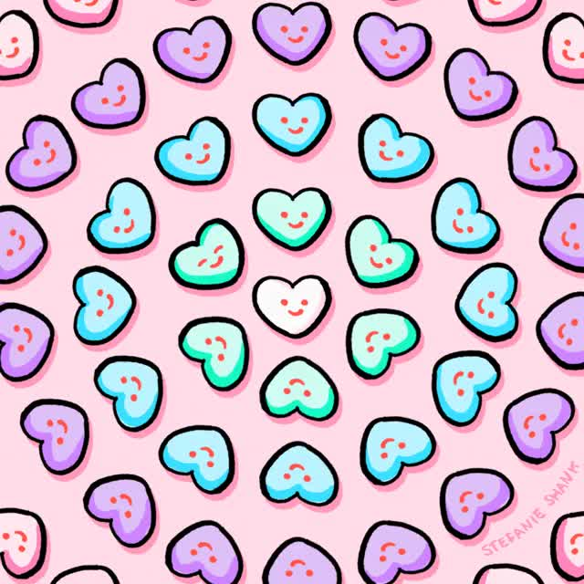 Watch this hearts GIF by The GIF Smith (@sannahparker) on Gfycat. Discover more hearts, love, stefanie shank, valentines GIFs on Gfycat