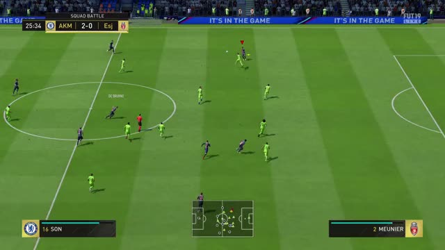 Watch FIFA 19_20190201231012 GIF by @cleanbandit on Gfycat. Discover more PS4share, FIFA 19, Gaming, JY H, PlayStation 4, Sony Interactive Entertainment, fifa, hujy2380 GIFs on Gfycat