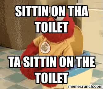 Watch sittin on tha toilet GIF on Gfycat. Discover more related GIFs on Gfycat