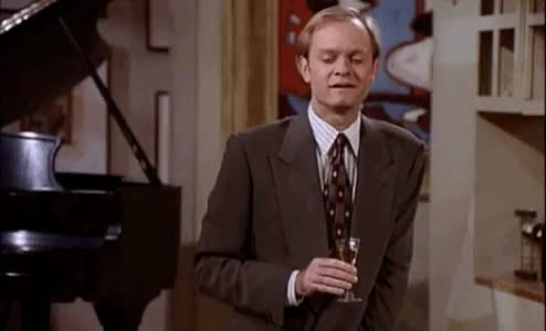 Frasier Photo Thread --> Post Screenshots, Memes, Gifs, Cast Photos, Behind-the-Scenes, et cetera Here!!! : Frasier GIFs