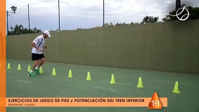 Watch PÁDEL - JUEGO DE PIES - CONOS - Coordinación y agilidad #01 GIF on Gfycat. Discover more agilida, coordinacion, padel GIFs on Gfycat