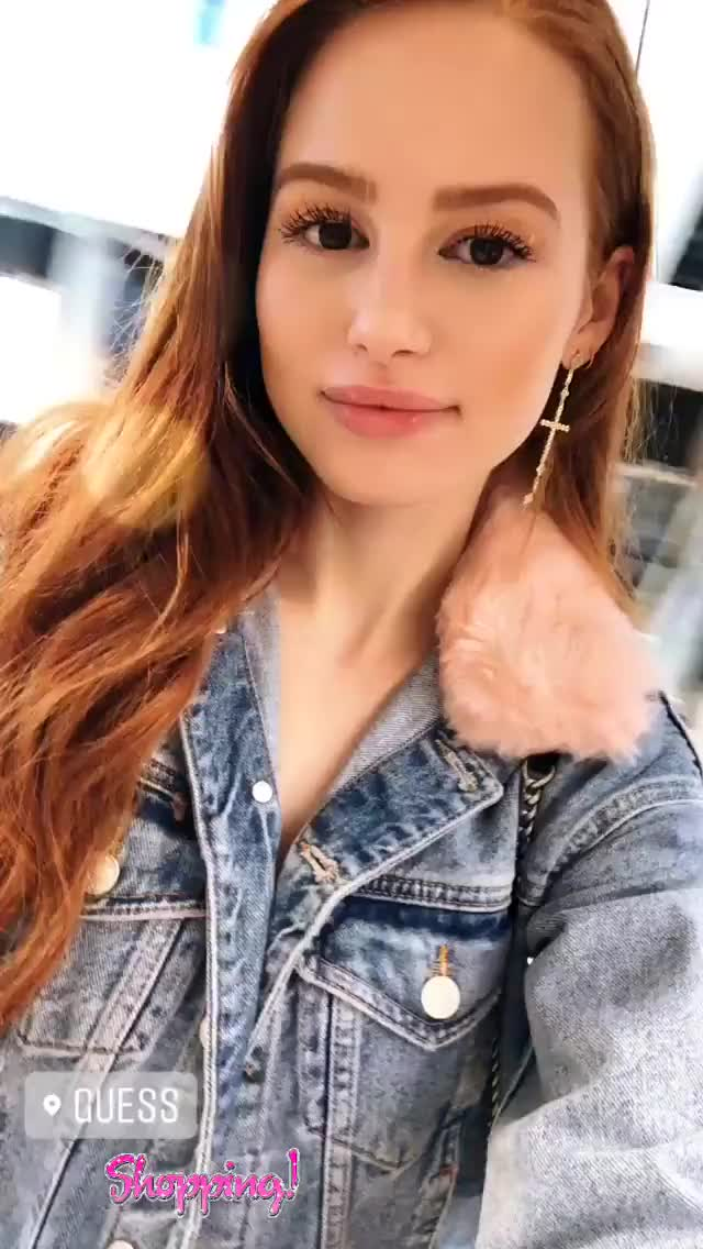 Watch and share Madelaine Petsch GIFs and Selfie GIFs by reep dingle on Gfycat