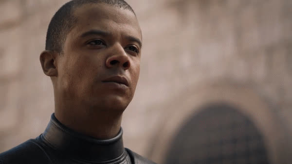 game of thrones, game of thrones memes, got memes, grey worm, jacob anderson, order 66, star wars, Grey Worm Execute Order 66 GIFs