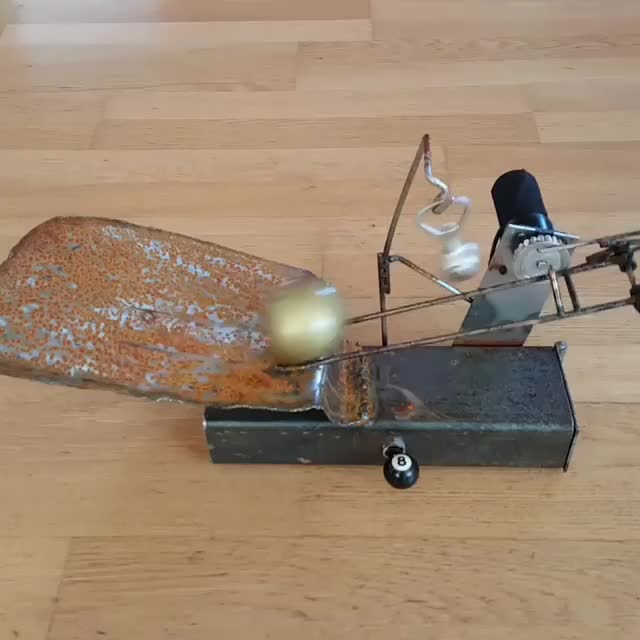 Watch and share Kinetic Sculpture GIFs by PM_ME_STEAM_K3YS on Gfycat