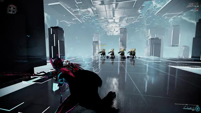 Watch and share Warframe GIFs and Polearm GIFs by The King on Gfycat
