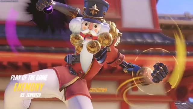 Watch and share Overwatch GIFs by enemony on Gfycat