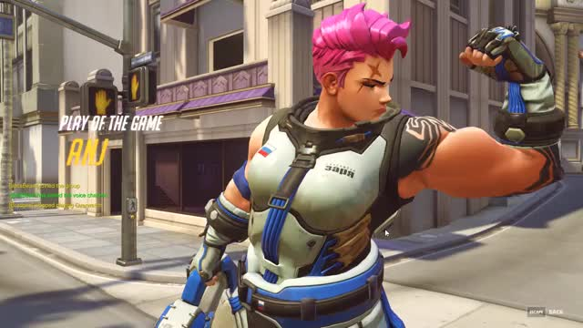 Watch and share Play Of The Game GIFs and Overwatch GIFs by anj on Gfycat