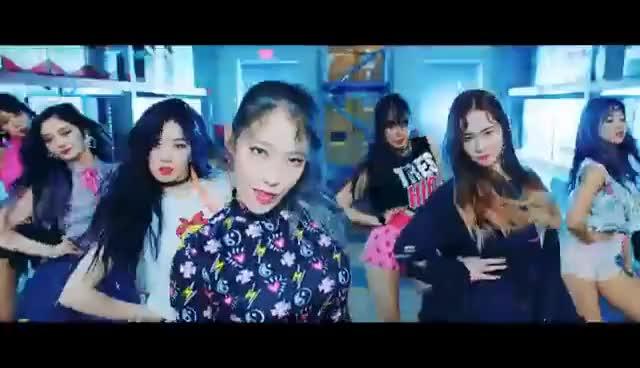 Watch and share [MV] PRISTIN(프리스틴) _ WE LIKE GIFs on Gfycat