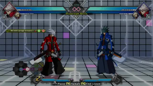 Watch and share Ragna-Jin Switch Combo GIFs by FinngonTV on Gfycat