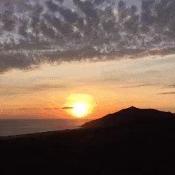 Watch and share Sunset-min GIFs by Kerry Davis on Gfycat