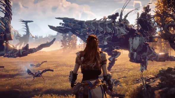 Watch and share Horizon Zero Dawn GIFs on Gfycat