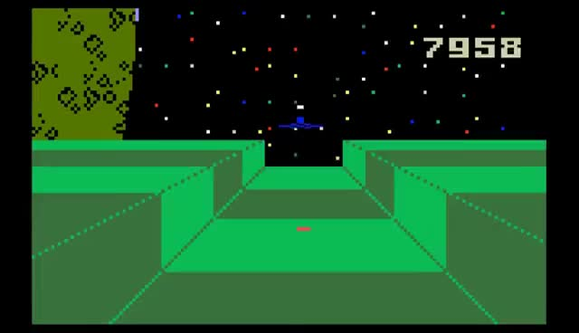 Watch and share Star Strike - Intellivision GIFs on Gfycat