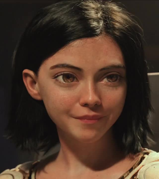 Watch and share Alita Battle Angel GIFs by Boostbacknland on Gfycat