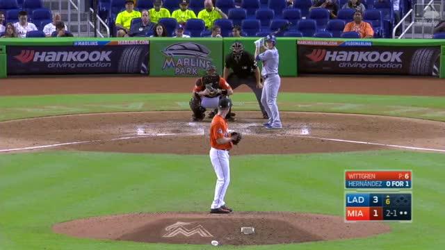 Watch and share Ozuna Robs Hernandez Of A Homer GIFs by Baseball America on Gfycat