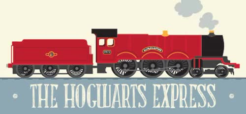 Watch and share Hogwarts Express GIFs and Harry Potter GIFs on Gfycat