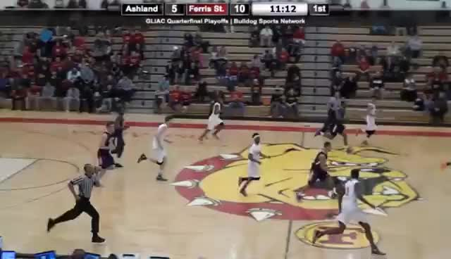 college basketball, dunk, poster, Posterized, GIFs