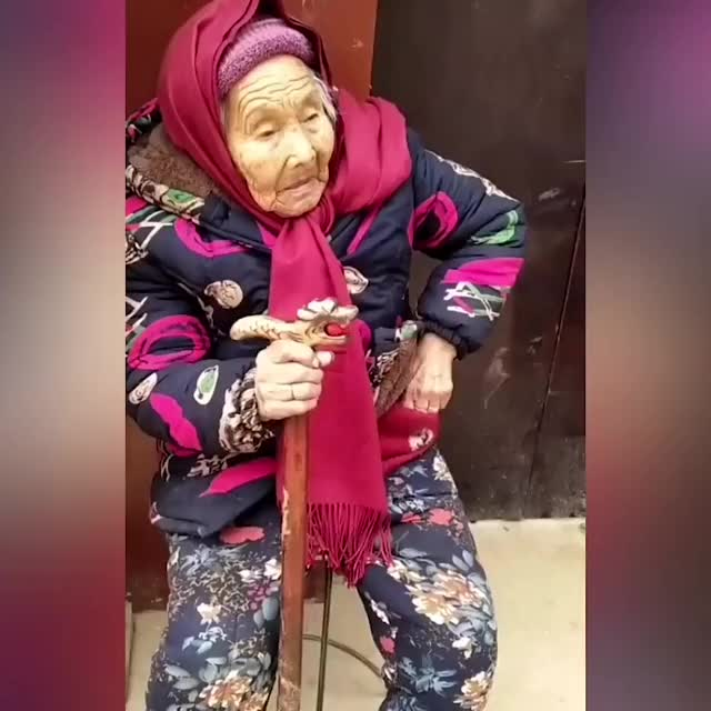 Watch and share Just A 107-year-old Mother Giving Her 84-year-old Daughter Some Candy ❤️ GIFs by GIFs For Everything on Gfycat