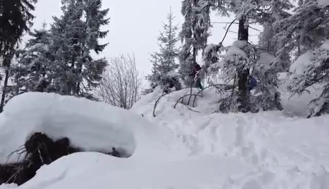 Watch and share Snowboard 360 Fail - Faceplant GIFs on Gfycat