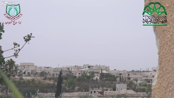 CombatFootage, MilitaryGfys, combatfootage, [Webm] Massive explosion in Syria. (reddit) GIFs