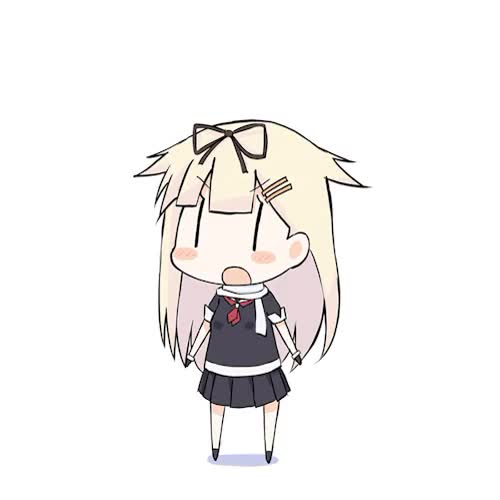 Watch and share Kantai Collection GIFs and Kancolle GIFs on Gfycat