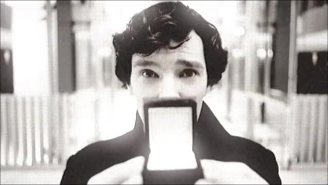 Watch and share His Last Vow GIFs and Cumberbatch GIFs by winstonchurchillin on Gfycat