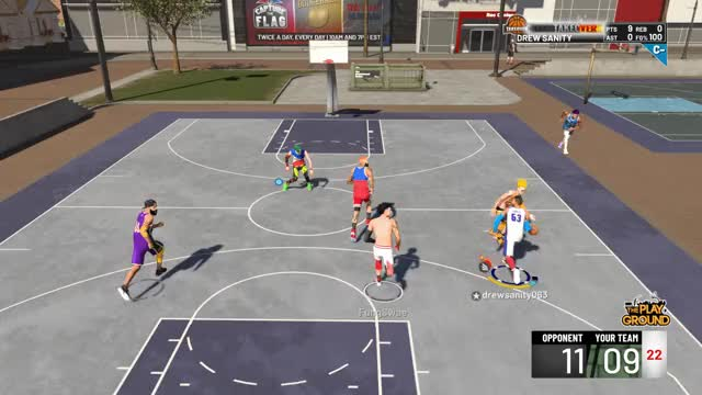 Watch and share Dunkedon GIFs and Nba2k19 GIFs by drewsanity63 on Gfycat