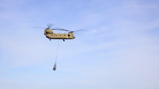 Watch and share CH-47F Chinook Trials On HMAS Adelaide GIFs on Gfycat