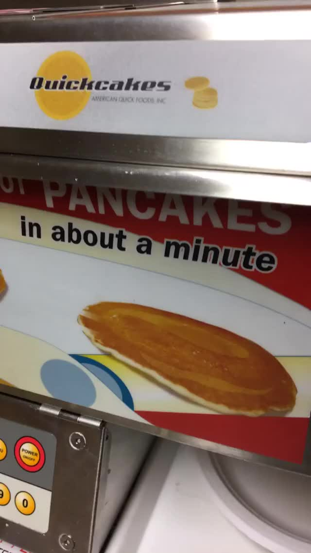 Watch and share Hotel Breakfast Pancakes GIFs on Gfycat