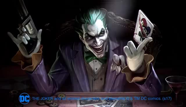 Watch and share [Trailer] Joker - Gã Hề Khủng Bố - Garena Liên Quân Mobile GIFs on Gfycat