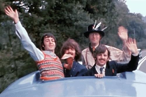 music, the beatles, Beatles GIFs