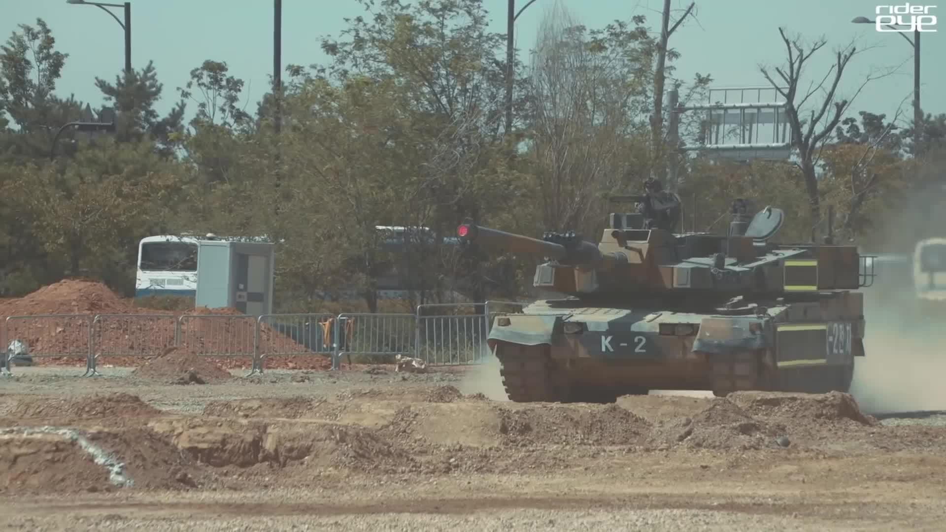korea, military, militarygfys, south korea, K2 Black Panther mobility demo GIFs