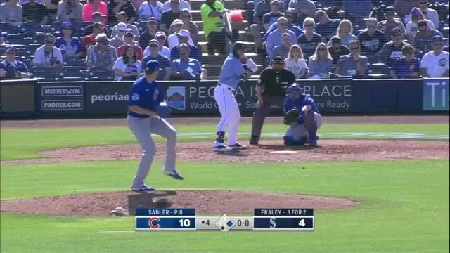 Watch and share Seattle Mariners GIFs and Spring Training GIFs by froggert on Gfycat