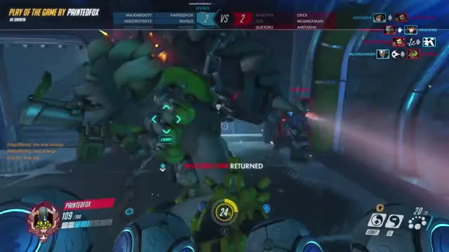 Watch and share Overwatch GIFs by n i n e on Gfycat