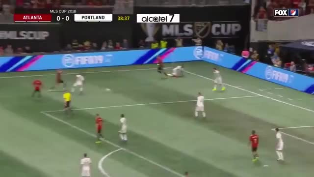 Watch and share 1st Atlanta Goal MLS Cup 8dec2018 GIFs by C.I. DeMann on Gfycat